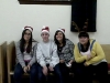 12/2009 Christmas karaoke