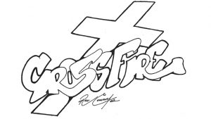 TCR Crossfire Youth Logo