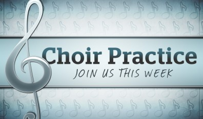 Choir Practice @ San Pablo/Music Room