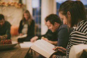 Bilingual Bible Study/Estudio Biblico @ Patio @TCR